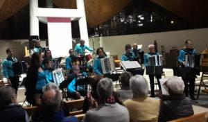 Le CRAC (Eglise St Paul) Mars 2019